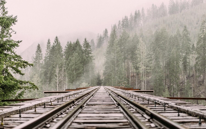 Frosty Railway