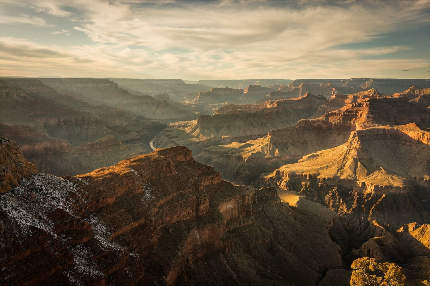 Aerial Grand Canyon