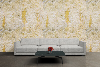 SANDSTONE | Vinyl Wall Wrap for Any Room | Removable Vinyl Wallpaper