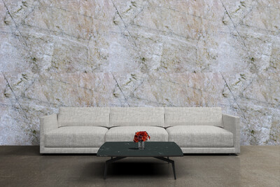 DISTRESSED STONE | Vinyl Wall Wrap for Any Room | Removable Vinyl Wallpaper