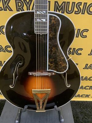 1935 Gibson Super 400 (Oversprayed)