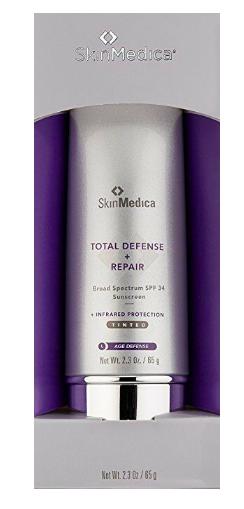 SkinMedica Total Defense + Repair Broad Spectrum SPF 34  TINTED