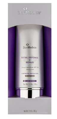 SkinMedica Total Defense + Repair Broad Spectrum SPF 34  TINTED