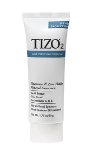 TIZO 2 Facial Mineral Sunscreen SPF 40  50 g / 1.5 oz