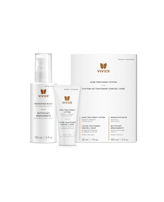 Vivier Skin TX Acne Treatment System