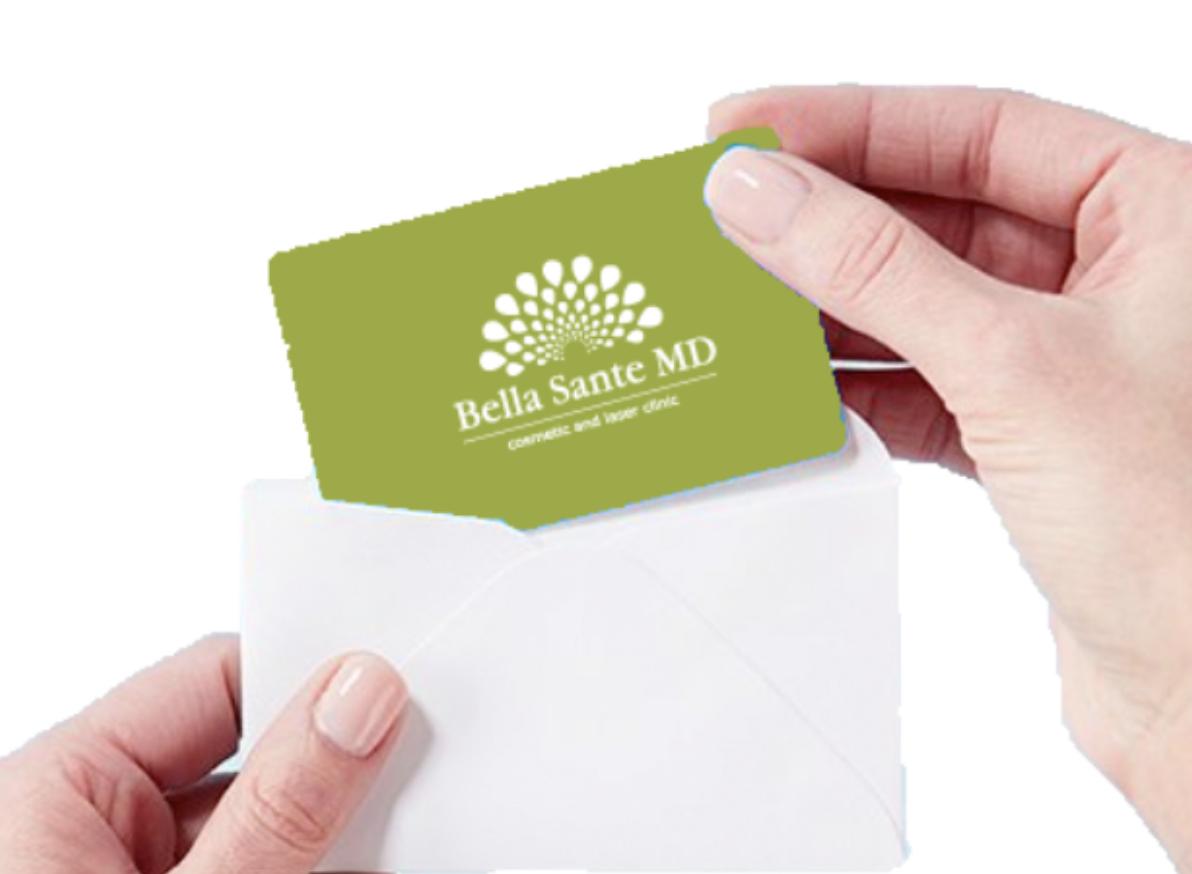 Bella Sante MD Gift Certificate