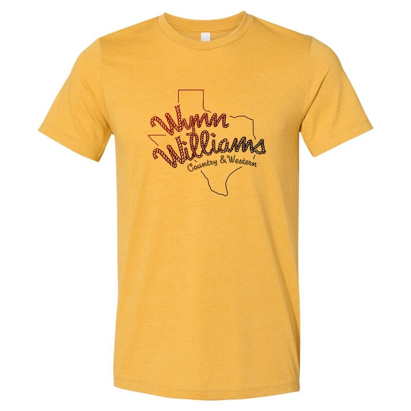 Country & Western Texas Tee