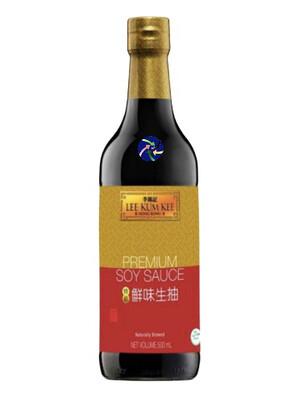 Lee Kum Kee Premium Soy Sauce (500ml)