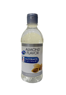 McCormick Almond Flavor (475ml)