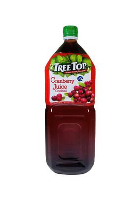Treetop Cranberry Juice Cocktail (2L)