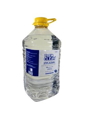 Everclean Ethyl Alcohol 70% (Gal.)