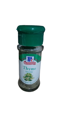 McCormick Thyme Leaves Whole (14g)