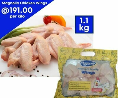 Magnolia Chicken Wings 1.1kg