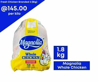Magnolia Whole Chicken 1.8kg