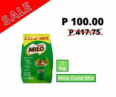 Milo Cold Mix 1kg