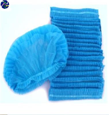 Nonwoven Hairnet (Double Stitch)