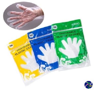 Gloves Disposable Plastic