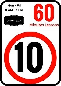 Automatic 10 Lessons of 60 minutes