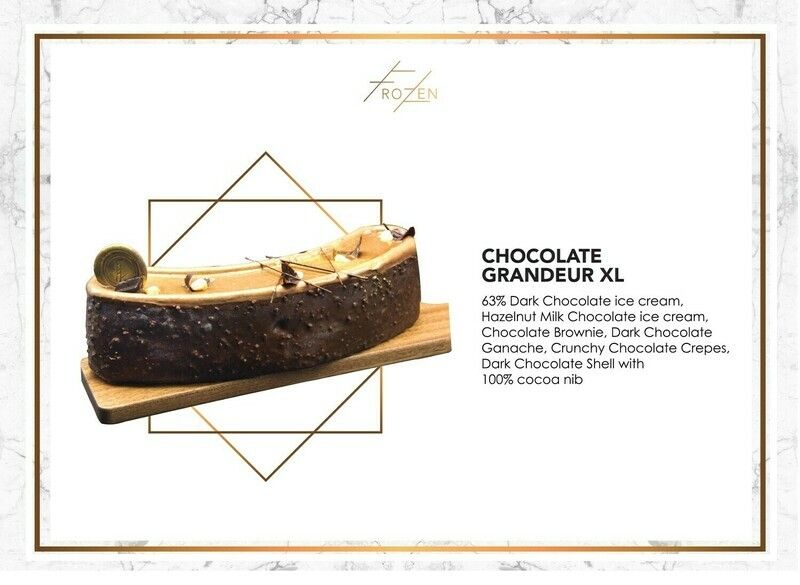 Chocolate Grandeur XL [SOLD OUT]