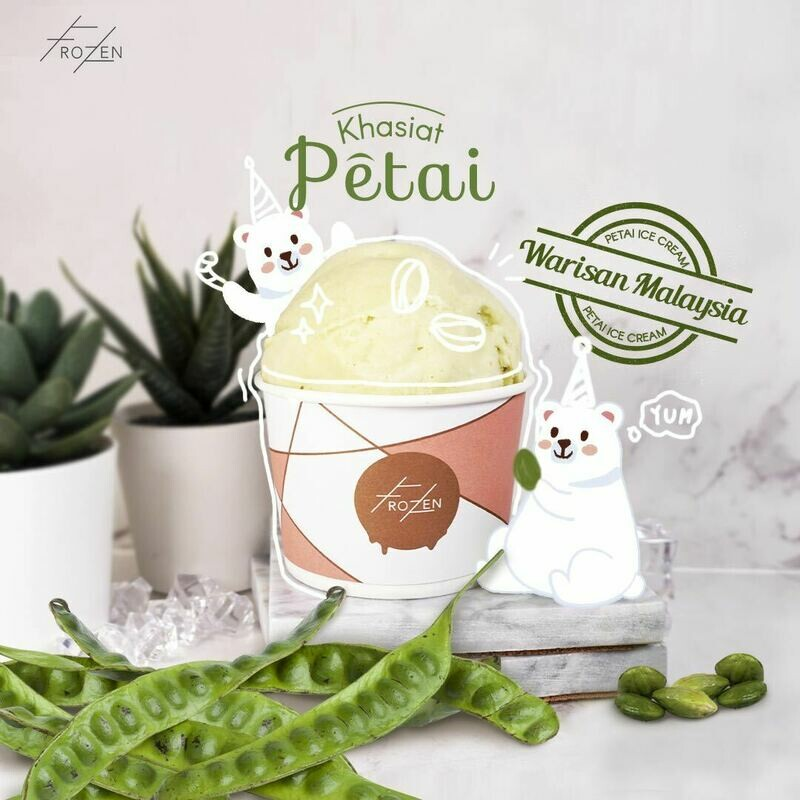 Petai Ice Cream Tub (600ml)