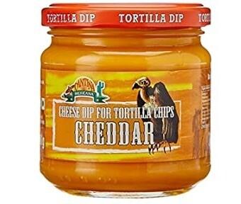 Cheddar Dip 190 gm-شيدر ديب