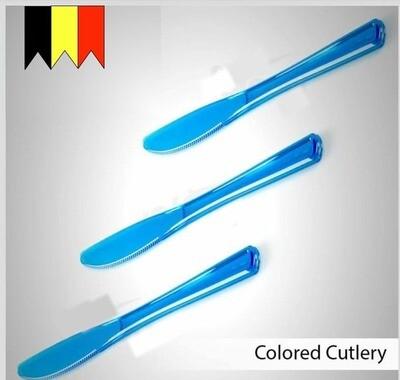 Plastic knife 10 pcs Pack-سكين بلاستيك