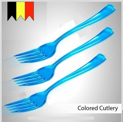 Plastic Fork 50 pcs - شوكة بلاستيكية