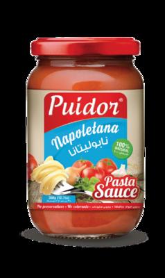 Pasta Sauce 360g - (Napoletana Flavor)-صلصة المعكرونة 360 غ - (نكهة نابوليتانا