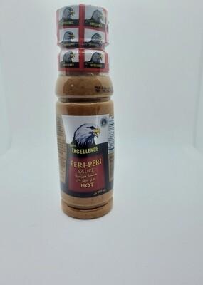 Excellence Peri Peri Hot Sauce 250ml-صلصة بيري بيري الحارة