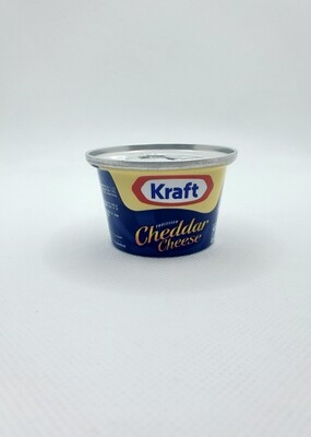 Kraft Cheddar Cheese 50g-جبنة كرافت شيدر