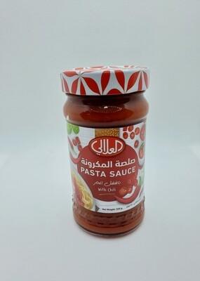 Pizza Sauce Chilli  (Al Alali )320g-صلصة بيتزا العلالي