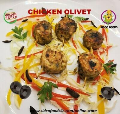 Chicken Olivet 10pcs أوليفر الدجاج