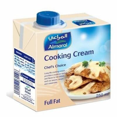 Almarai Cooking Cream 250 Ml