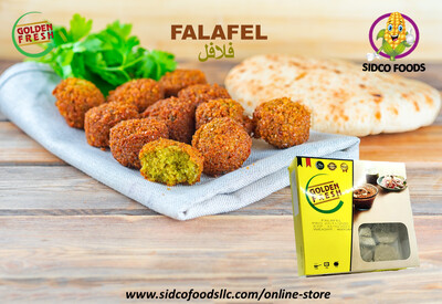 Fresh Falafel (14-15pcs)-فلافل