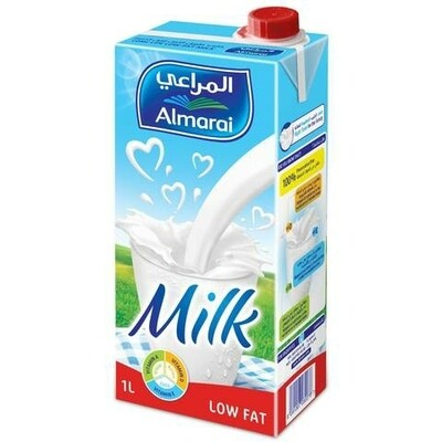 Low fat UHT Milk (Al Marai) 1 litr pack