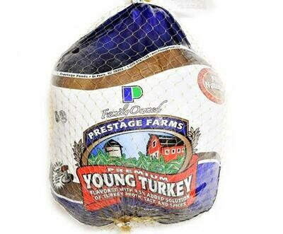 Frozen Turkey Whole 9kg-ديك رومي مجمد كامل