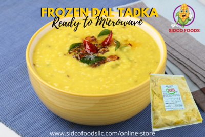 Dal Tadka 500g (Frozen)دال تادكا