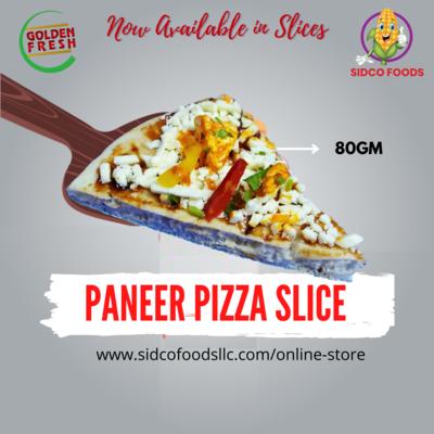 Paneer Pizza Slice 80g شريحة بيتزا بانير