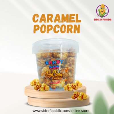 Caramel Popcorn 360ml فشار كراميل