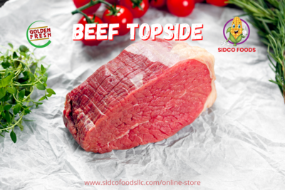 Beef Topside 1kg (Brazilian) توب سايد لحم البقر