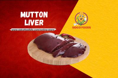 Mutton Liver 325g(Frozen) كبد الضأن