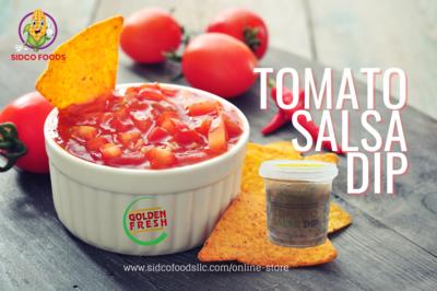 Fresh Tomato Salsa DIP 100g صلصة الطماطم ديب