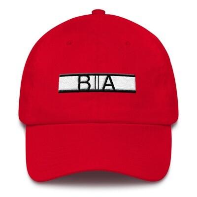 Black Allure Retro Hat