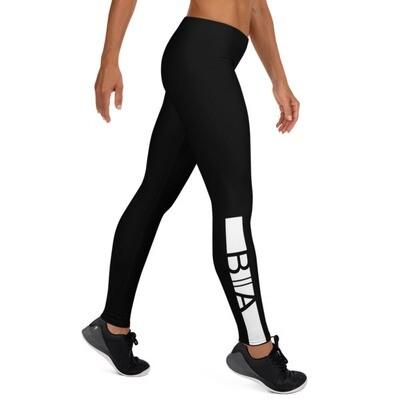 Black Allure Leggings