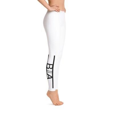 BA Leggings (White)