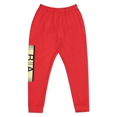 BA Retro Joggers (RED)