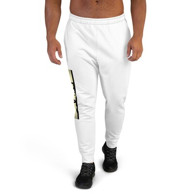 BA Retro Joggers (White)