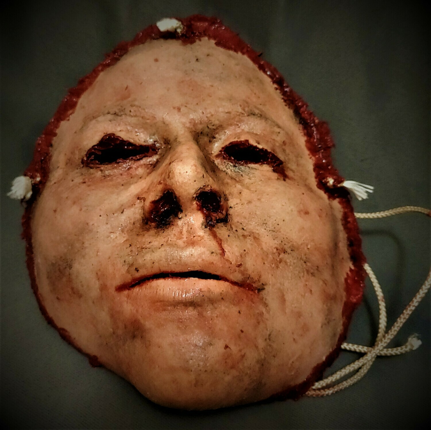 Gorey Face Mask