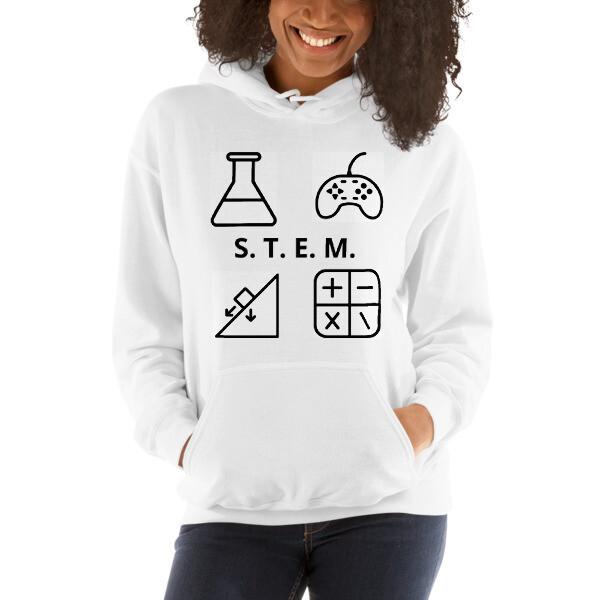 S.T.E.M. - Hooded Sweatshirt