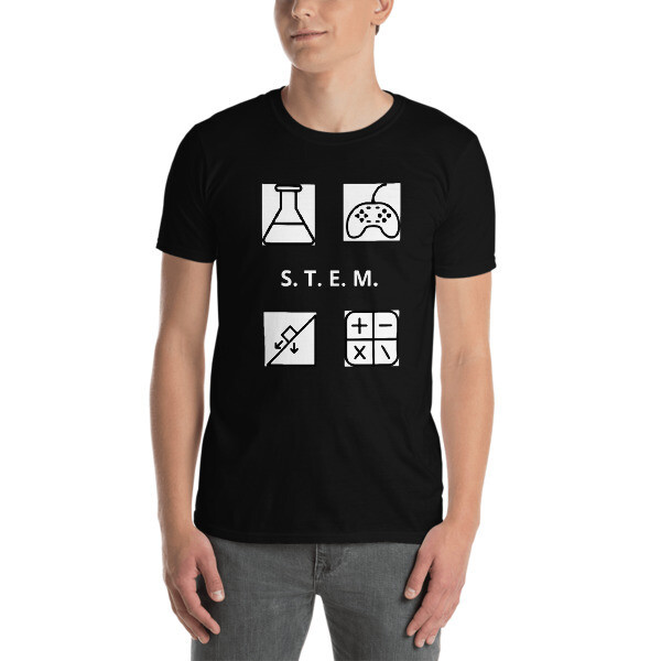 S.T.E.M. - Short-Sleeve Unisex T-Shirt